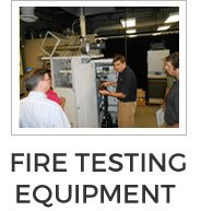 Fire Testing Equipment